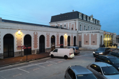 Bahnhofsgebäude Gare Hendaye
