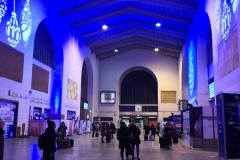 Tour Januar 2020 Start am Stuttgarter Hauptbahnhof