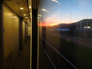 Nachtzug ÖBB Nightjet NJ 470