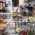 Café Tazza in Giro, Lissabon, Campo de Santa Clara