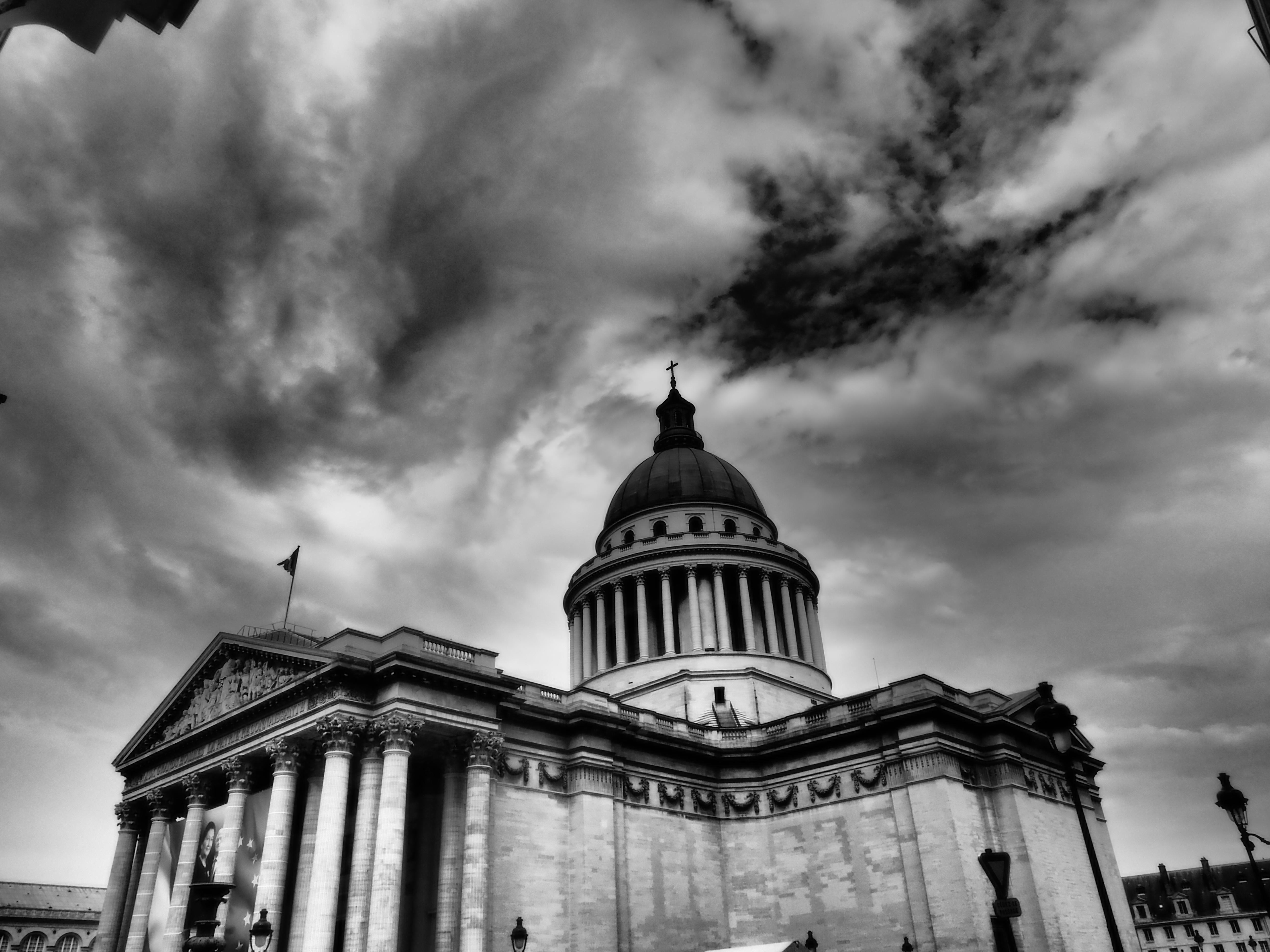 Tour 2018 - Paris Panthéon